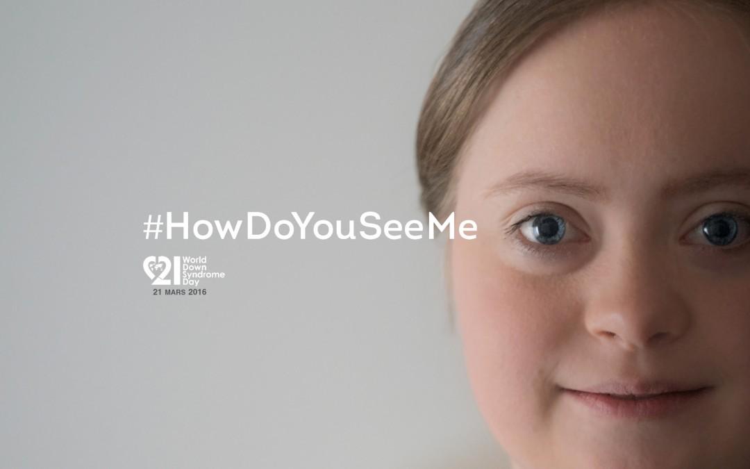 21 mars : #HowDoYouSeeMe