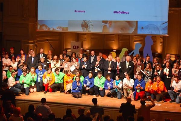 Forum européen ONE OF US !