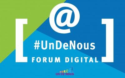 Le Forum digital